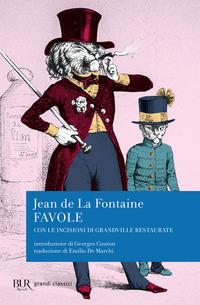 FAVOLE di DE LA FONTAINE JEAN