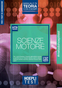 HOEPLITEST SCIENZE MOTORIE - MANUALE