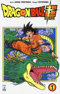 DRAGON BALL SUPER 1 di TORIYAMA A. - TOYOTARO