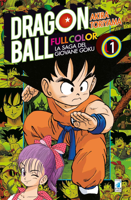 La saga del giovane Goku. Dragon Ball full color. Vol. 1