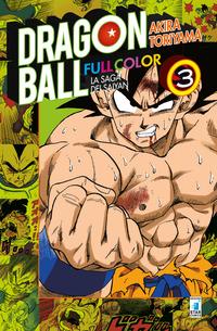 DRAGON BALL 3 LA SAGA DEI SAIYAN di TORIYAMA AKIRA