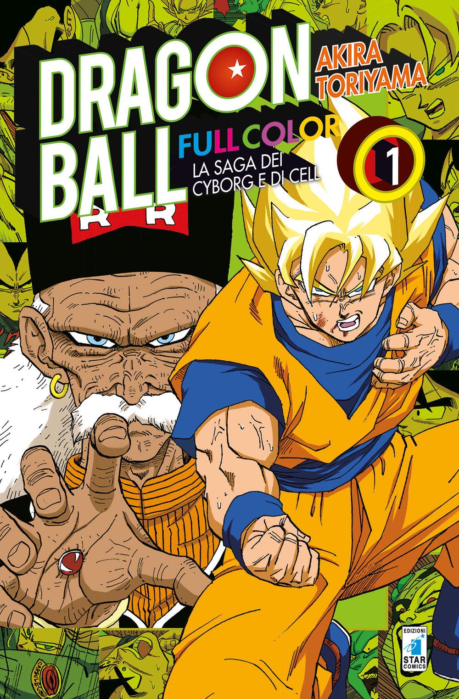 La saga dei cyborg e di Cell. Dragon Ball full color. Vol. 1