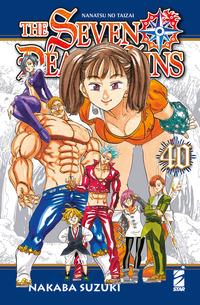 THE SEVEN DEADLY SINS 40 di NAKABA SUZUKI