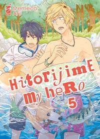 HITORIJIME MY HERO 5 di MEMECO ARII