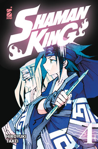 SHAMAN KING 4 di TAKEI HIROYUKI