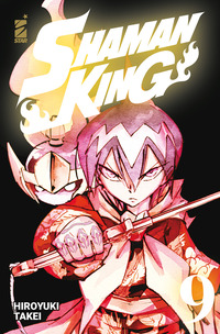 SHAMAN KING 9 di TAKEI HIROYUKI