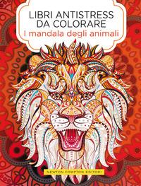 MANDALA DEGLI ANIMALI - LIBRI ANTISTRESS DA COLORARE