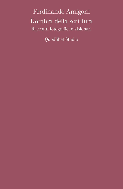 L'OMBRA DELLA SCRITTURA - 9788822901835