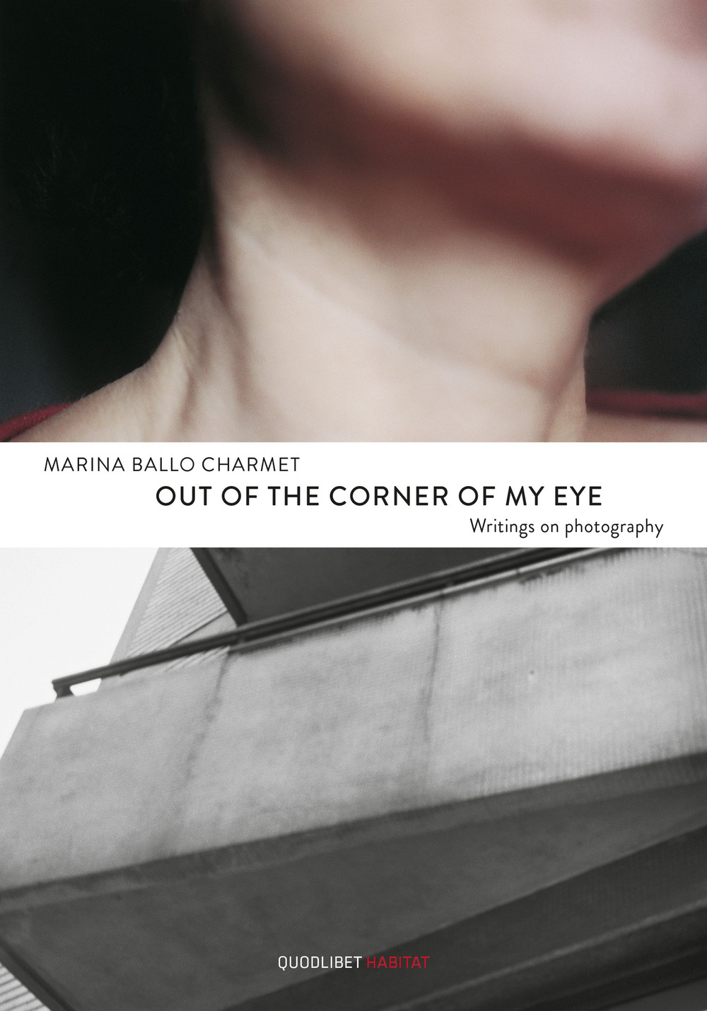 OUT OF THE CORNER OF MY EYE. WRITINGS ON PHOTOGRAPHY - 9788822902689