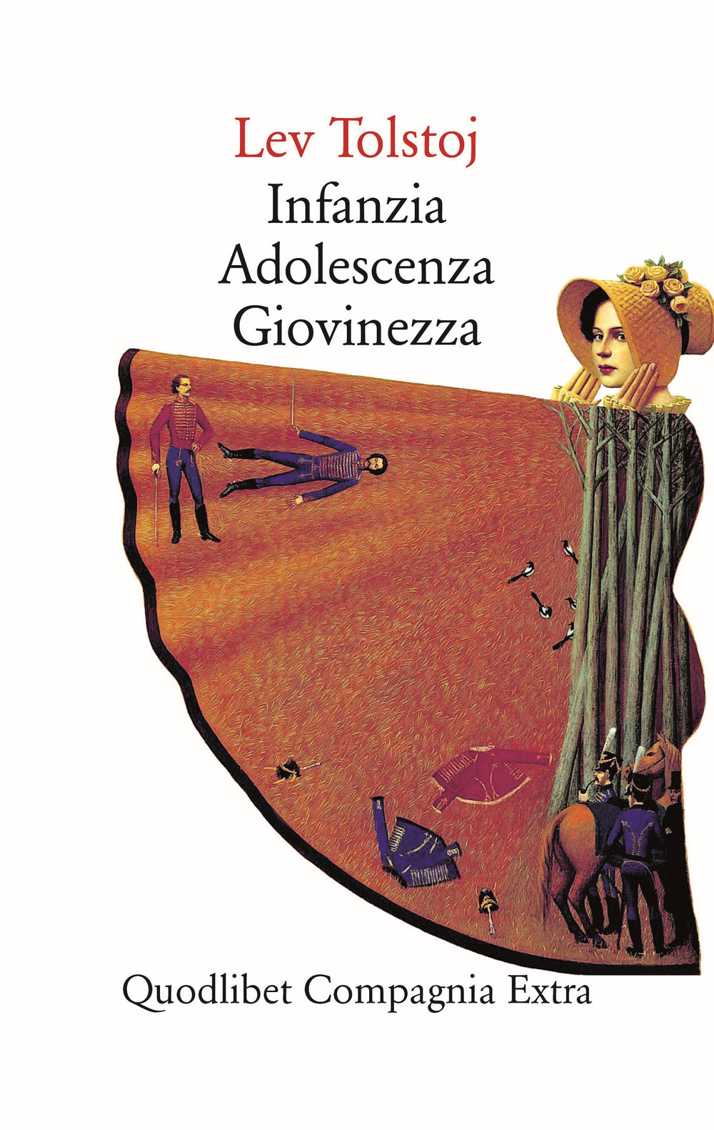 INFANZIA-ADOLESCENZA-GIOVINEZZA - Tolstoj Lev - 9788822903839