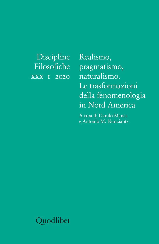 DISCIPLINE FILOSOFICHE (2020). EDIZ. BILINGUE - 9788822905406