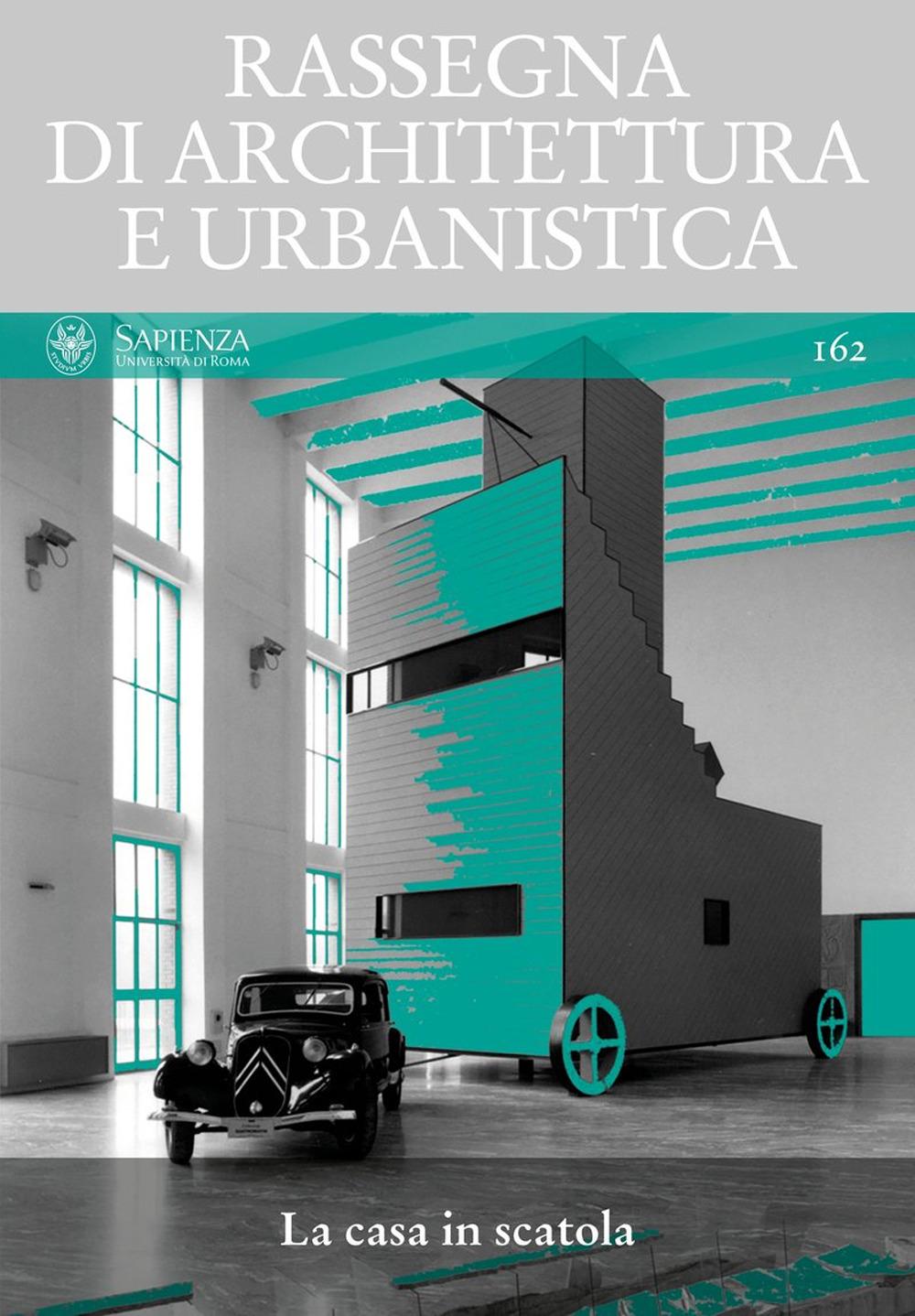RASSEGNA DI ARCHITETTURA E URBANISTICA - 9788822906410