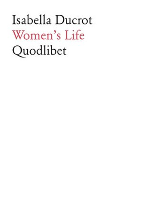 WOMEN'S LIFE - Ducrot Isabella - 9788822906557