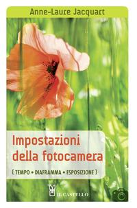 IMPOSTAZIONI DELLA FOTOCAMERA - TEMPO DIAFRAMMA ESPOSIZIONE di JACQUART ANNELAURE
