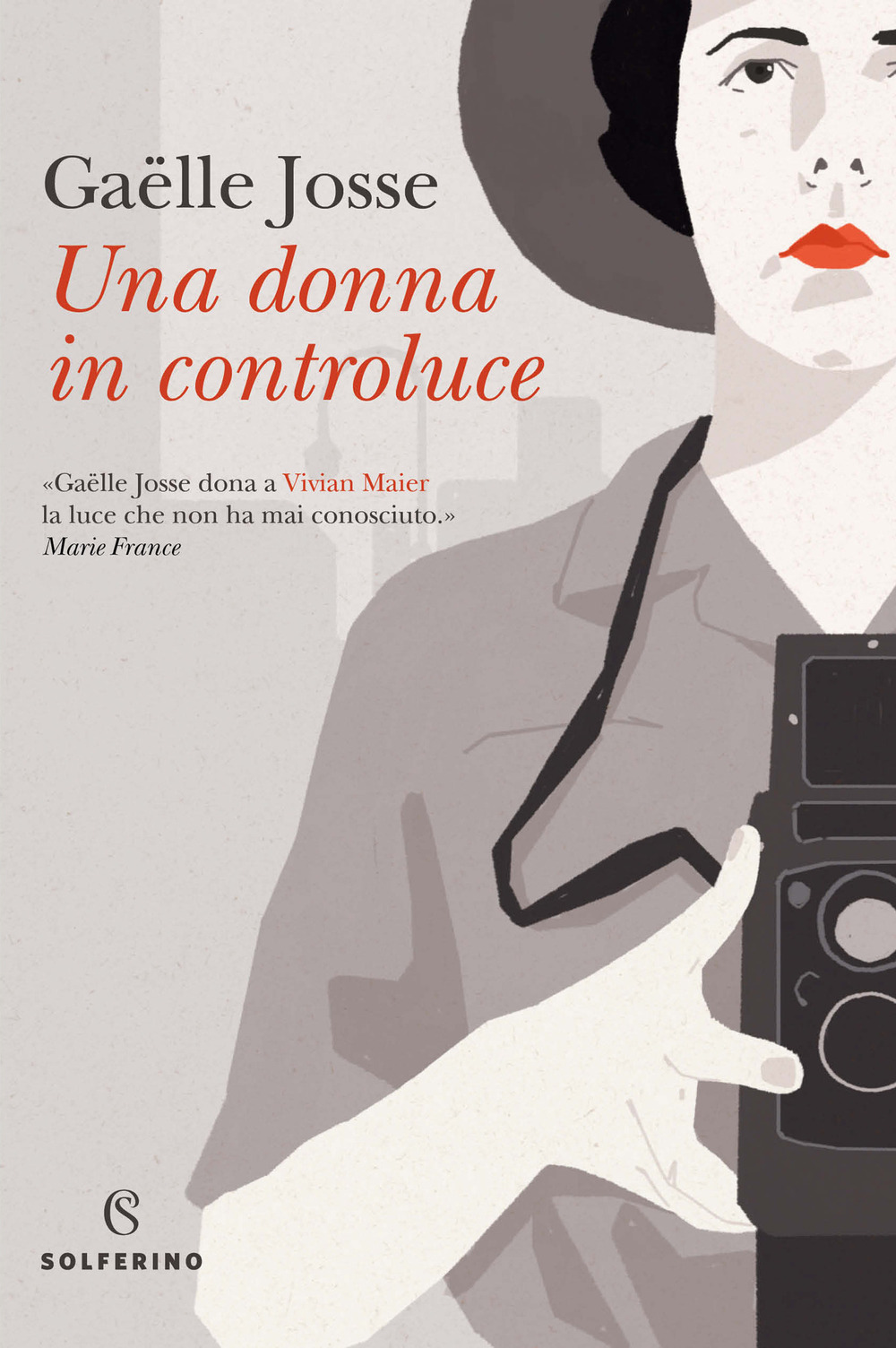 DONNA IN CONTROLUCE (UNA) - Gaëlle Josse - 9788828205098