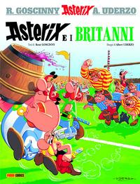 ASTERIX E I BRITANNI di GOSCINNY R. - UDERZO A.