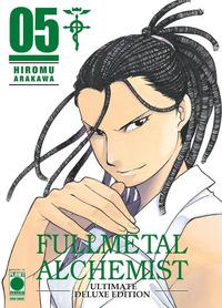 FULLMETAL ALCHEMIST - ULTIMATE DELUXE EDITION 5 di ARAKAWA HIROMU