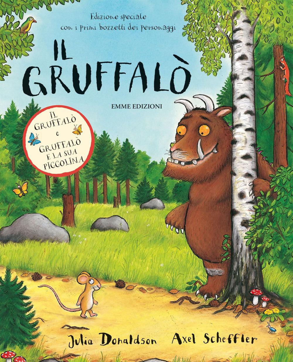 Il Gruffalò-Gruffalò e la sua piccolina. Ediz. a colori