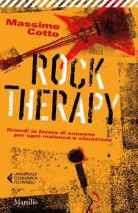 ROCK THERAPY di COTTO MASSIMO