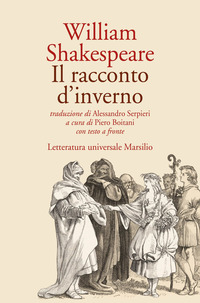 RACCONTO D'INVERNO di SHAKESPEARE WILLIAM