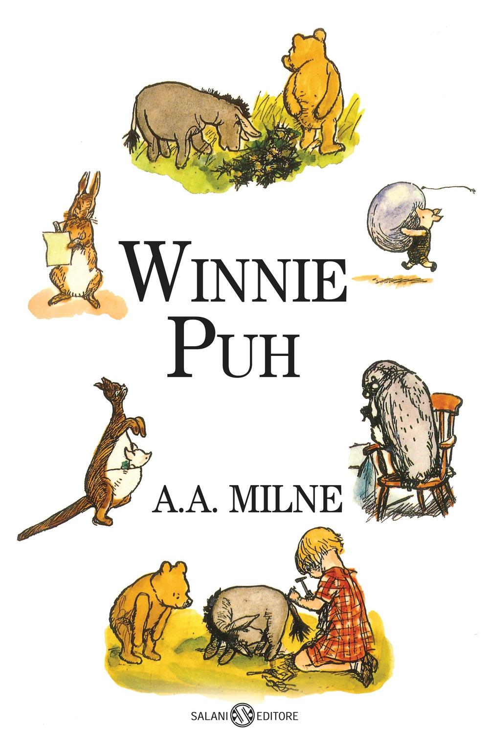 Winnie Puh. Ediz. speciale