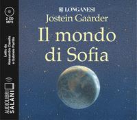 MONDO DI SOFIA LETTO DA ALESSANDRA CASELLA E GABRIELE PARRILLO di GAARDER JOSTEIN