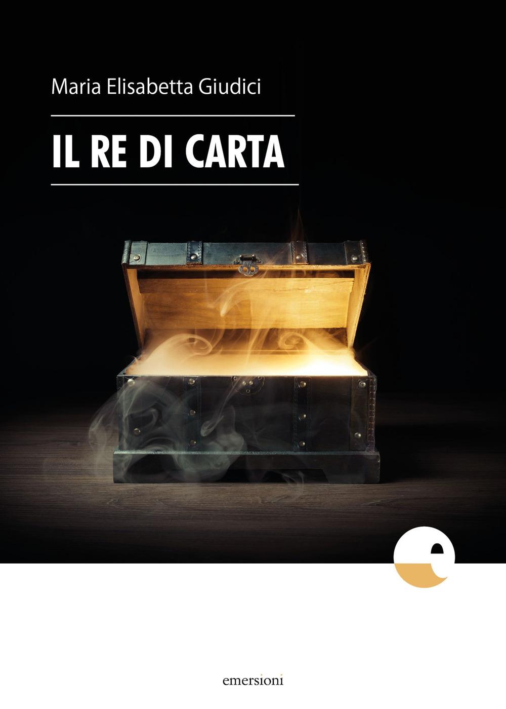 RE DI CARTA (IL) - 9788831924207