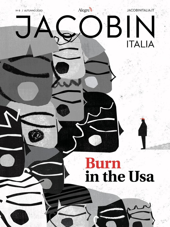 JACOBIN ITALIA (2020) n.8 - aa.vv - 9788832067408