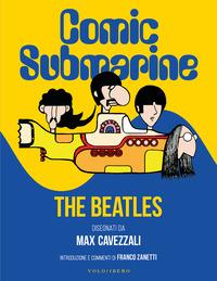 THE BEATLES - COMIC SUBMARINE di CAVEZZATLI MAX