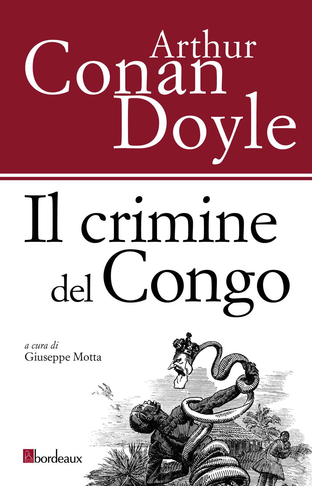 CRIMINE DEL CONGO (IL) - Doyle Arthur Conan - 9788832103502