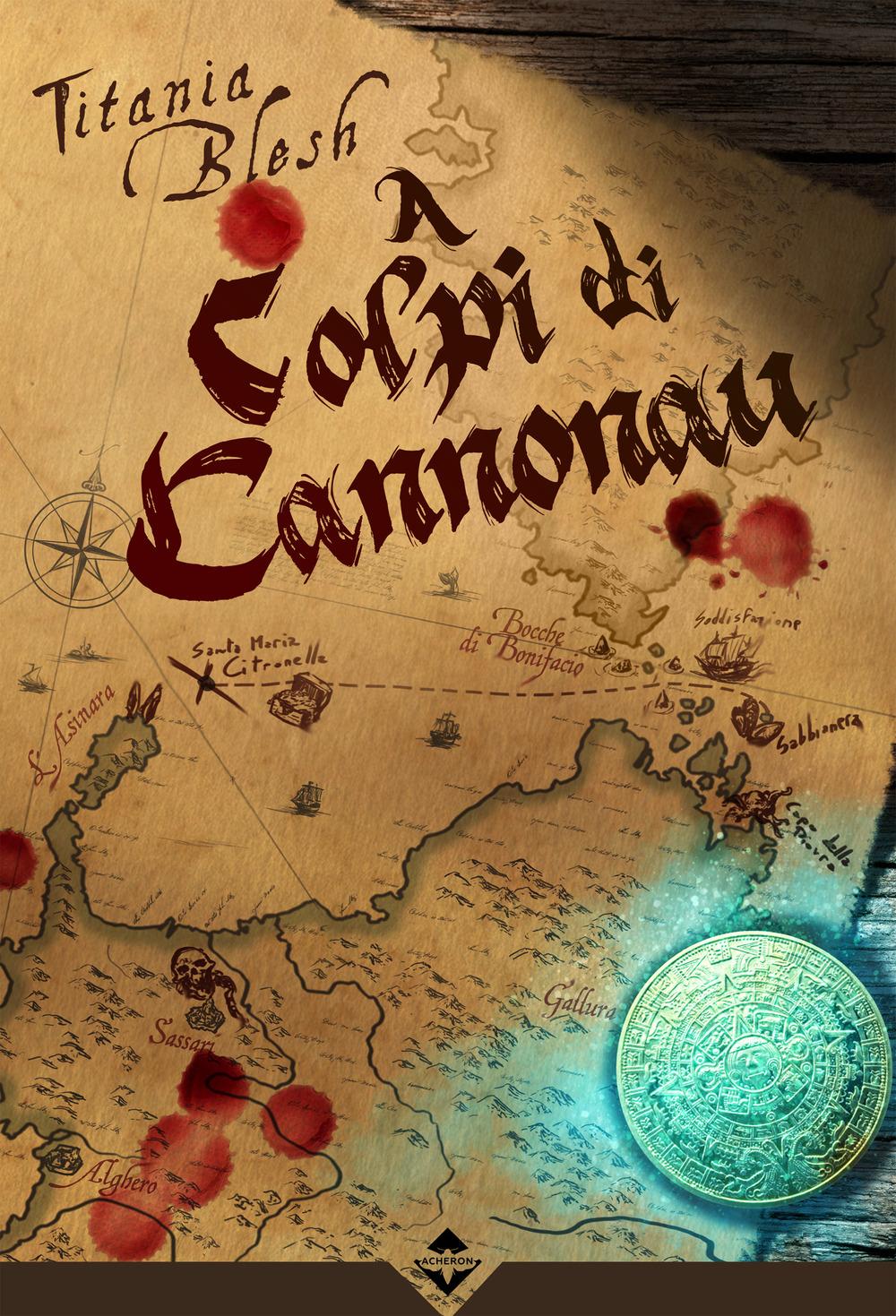 A COLPI DI CANNONAU - 9788832198355