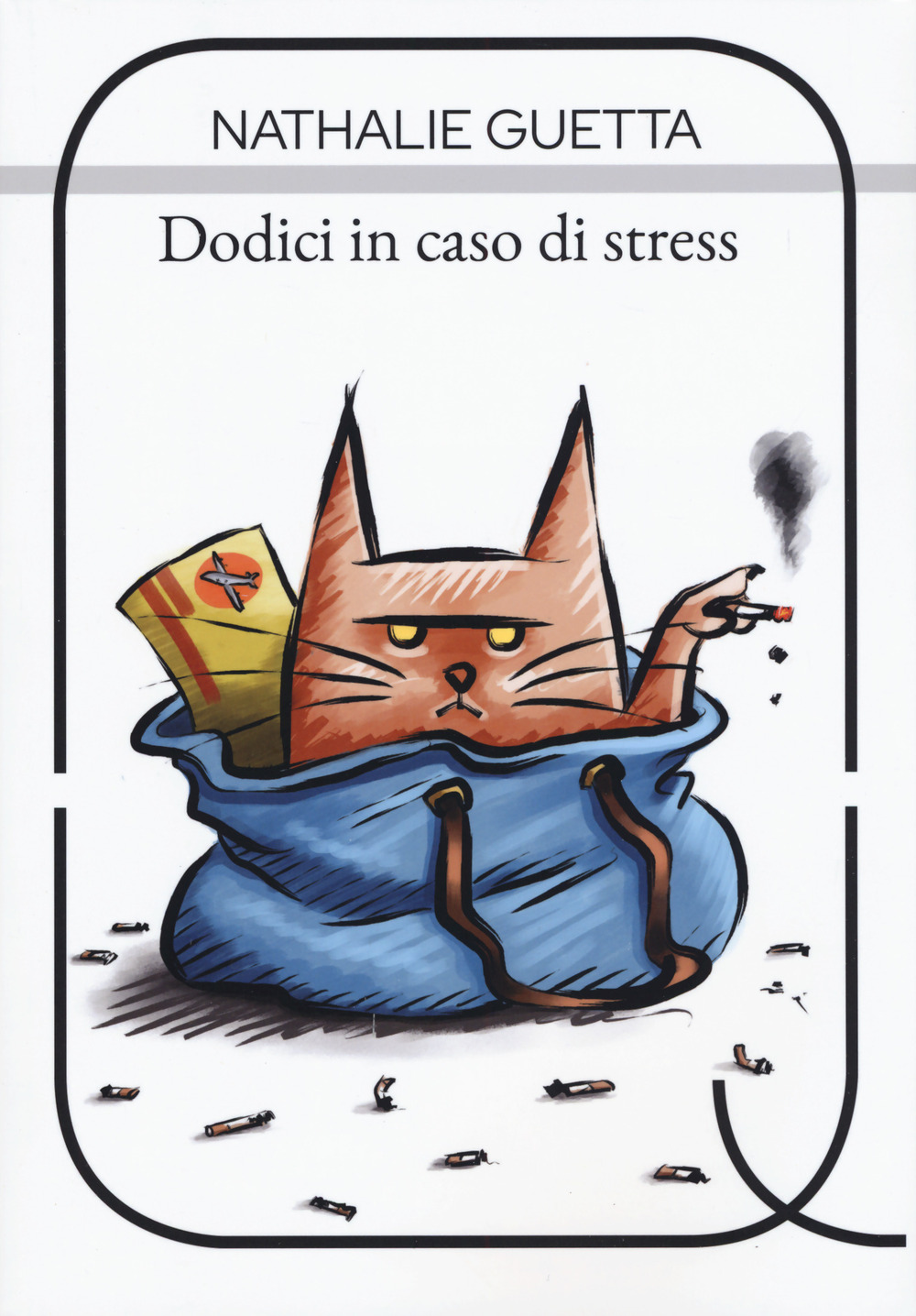 DODICI IN CASO DI STRESS - Guetta Nathalie - 9788832218121