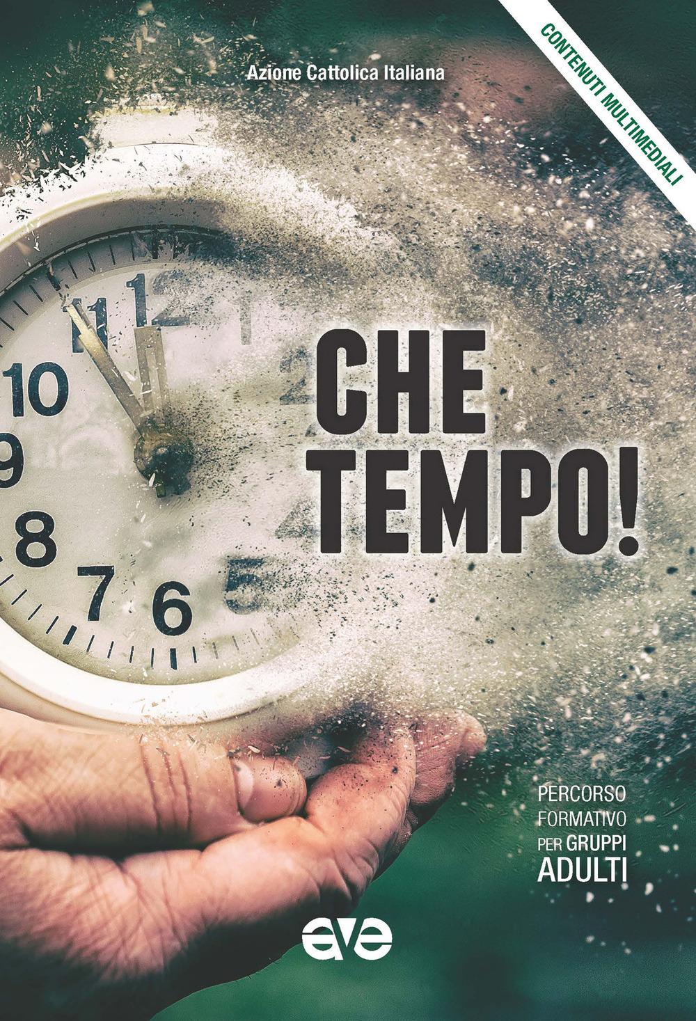 CHE TEMPO! PERCORSO FORMATIVO PER GRUPPI ADULTI 2019-2020 - Azione Cattolica Italiana (cur.) - 9788832711387