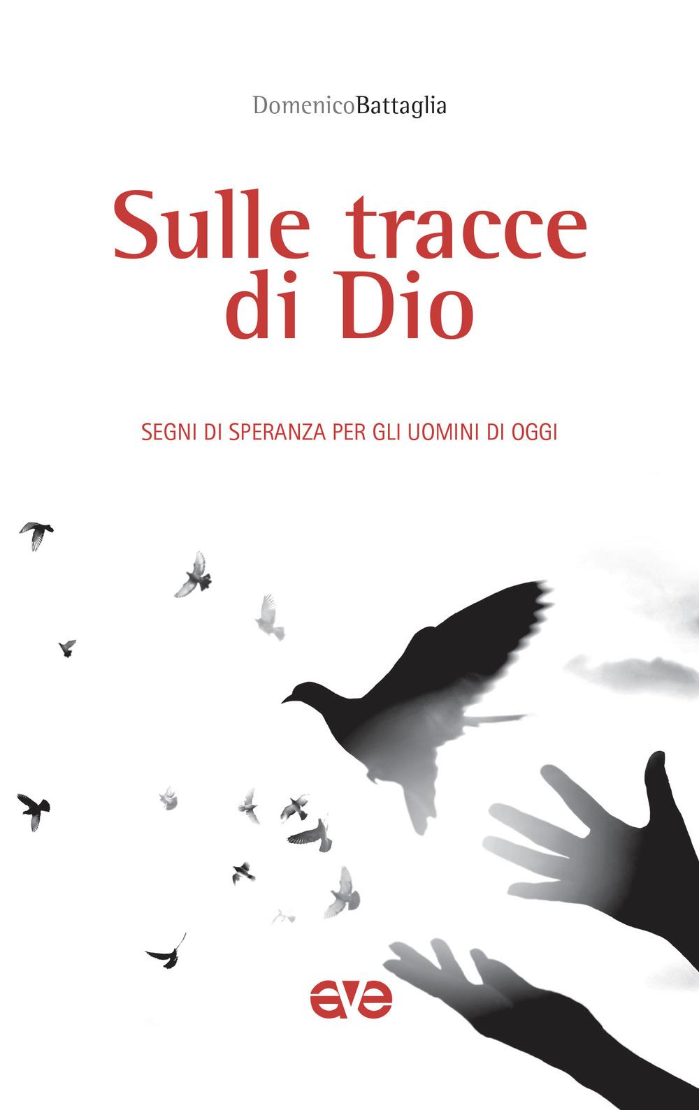 SULLE TRACCE DI DIO. SEGNI DI SPERANZA PER GLI UOMINI DI OGGI - Battaglia Domenico - 9788832711516