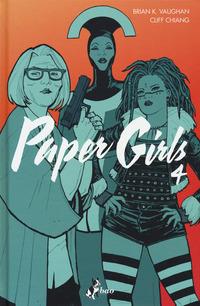 PAPER GIRLS di VAUGHAN BRIAN K. CHIANG CLIFF