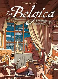 BELGICA - LA MELODIA DEI GHIACCI di BRUNO TONI