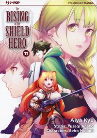 RISING OF THE SHIELD HERO (THE) di ANEKO YUSAGI MINAMI SEIRA