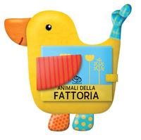ANIMALI DELLA FATTORIA - PRIMO ACTIVITY BOOK