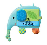 GRANDI ANIMALI - PRIMO ACTIVITY BOOK
