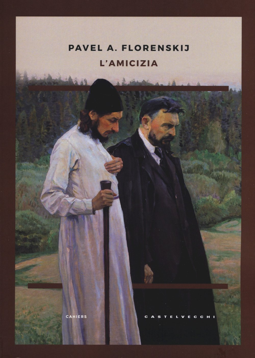 L'AMICIZIA - 9788832823134