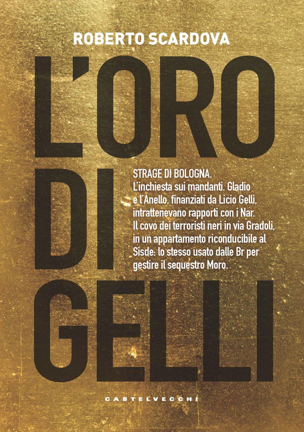 ORO DI GELLI (L') - Scardova Roberto - 9788832900156