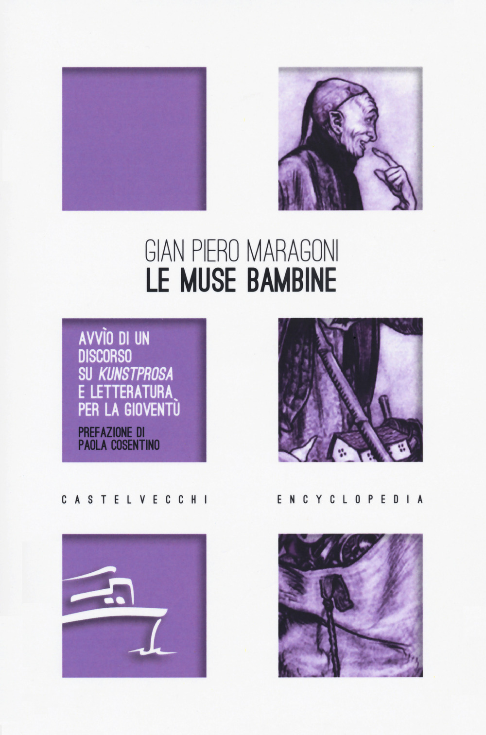 MUSE BAMBINE (LE) - Maragoni Gian Piero - 9788832900170