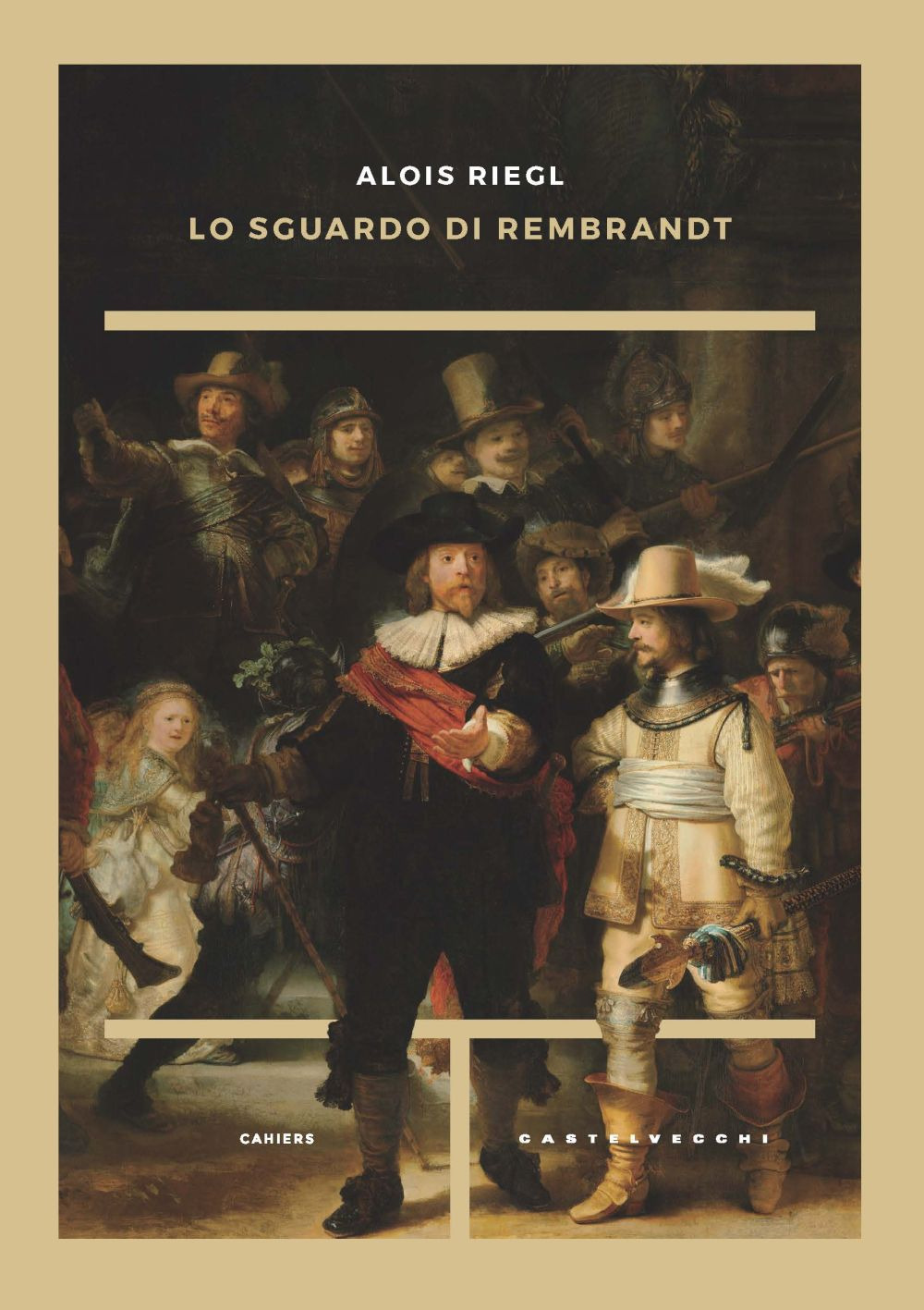SGUARDO DI REMBRANDT (LO) - 9788832900217