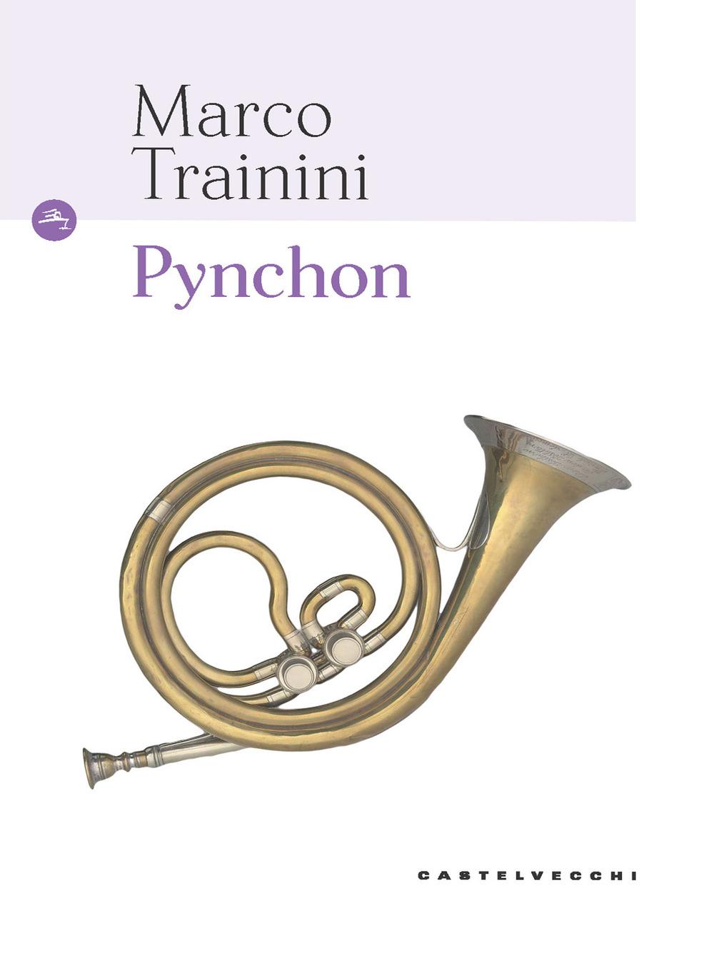 PYNCHON - 9788832900248