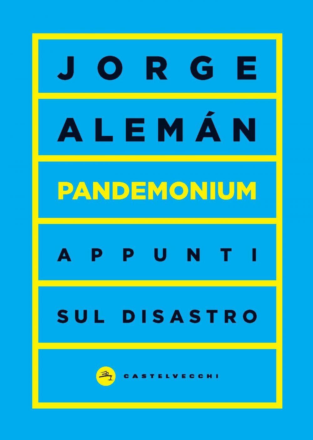PANDEMONIUM - Alemán Jorge - 9788832902655