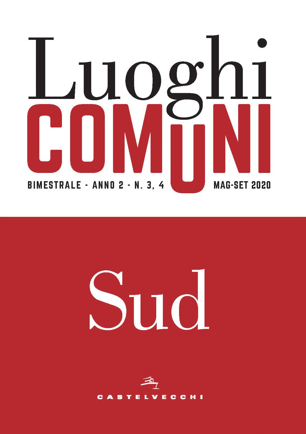 LUOGHI COMUNI (2020) - 9788832903096