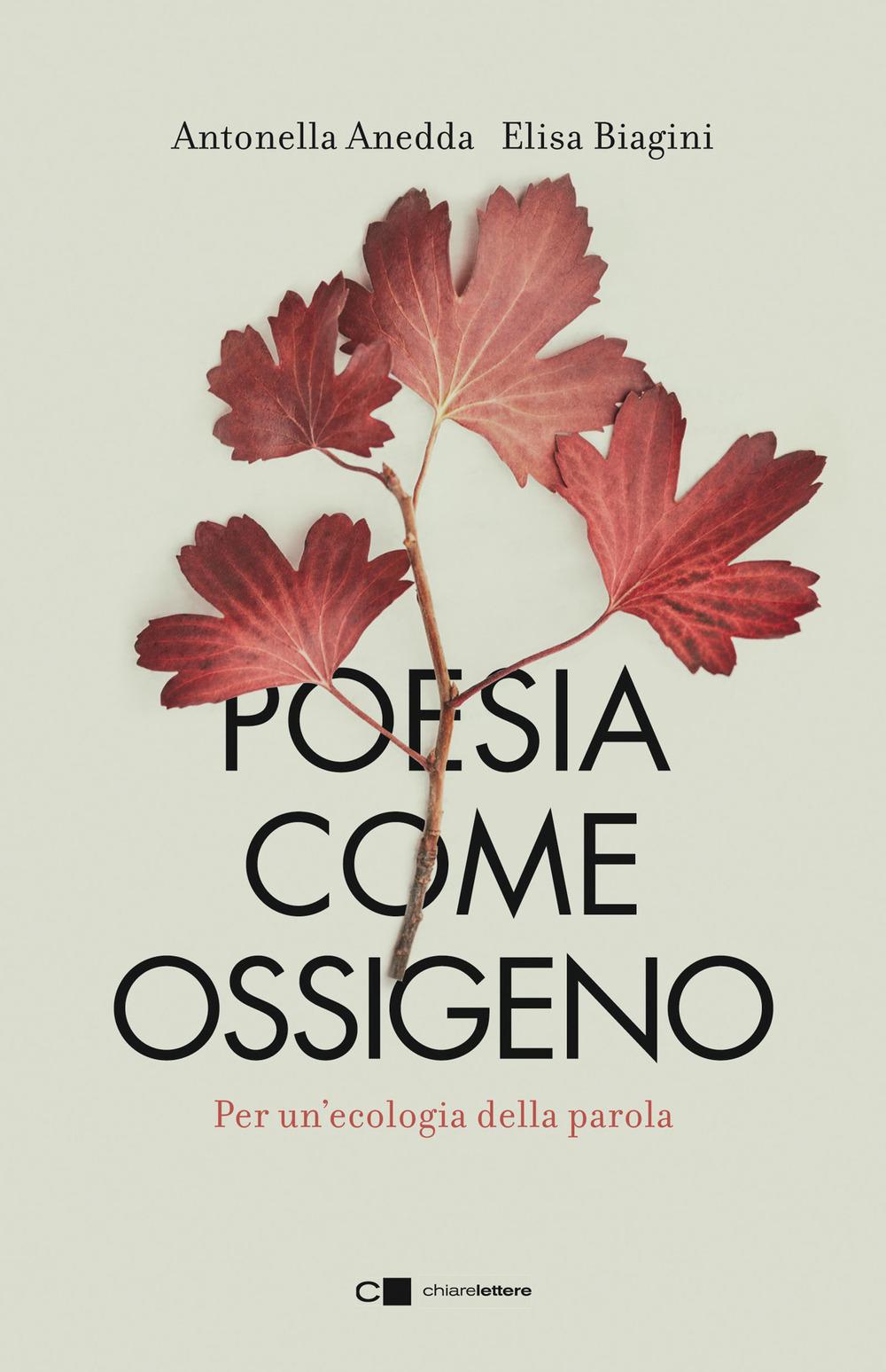Poesia come ossigeno. Per un'ecologia della parola