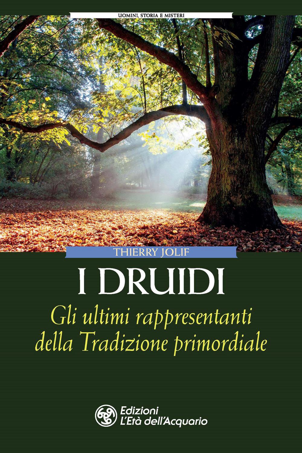 DRUIDI (I) - Jolif Thierry - 9788833362502
