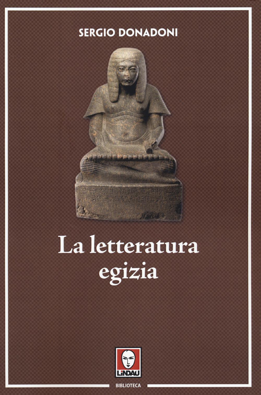 LETTERATURA EGIZIA (LA) - Donadoni Sergio - 9788833532776