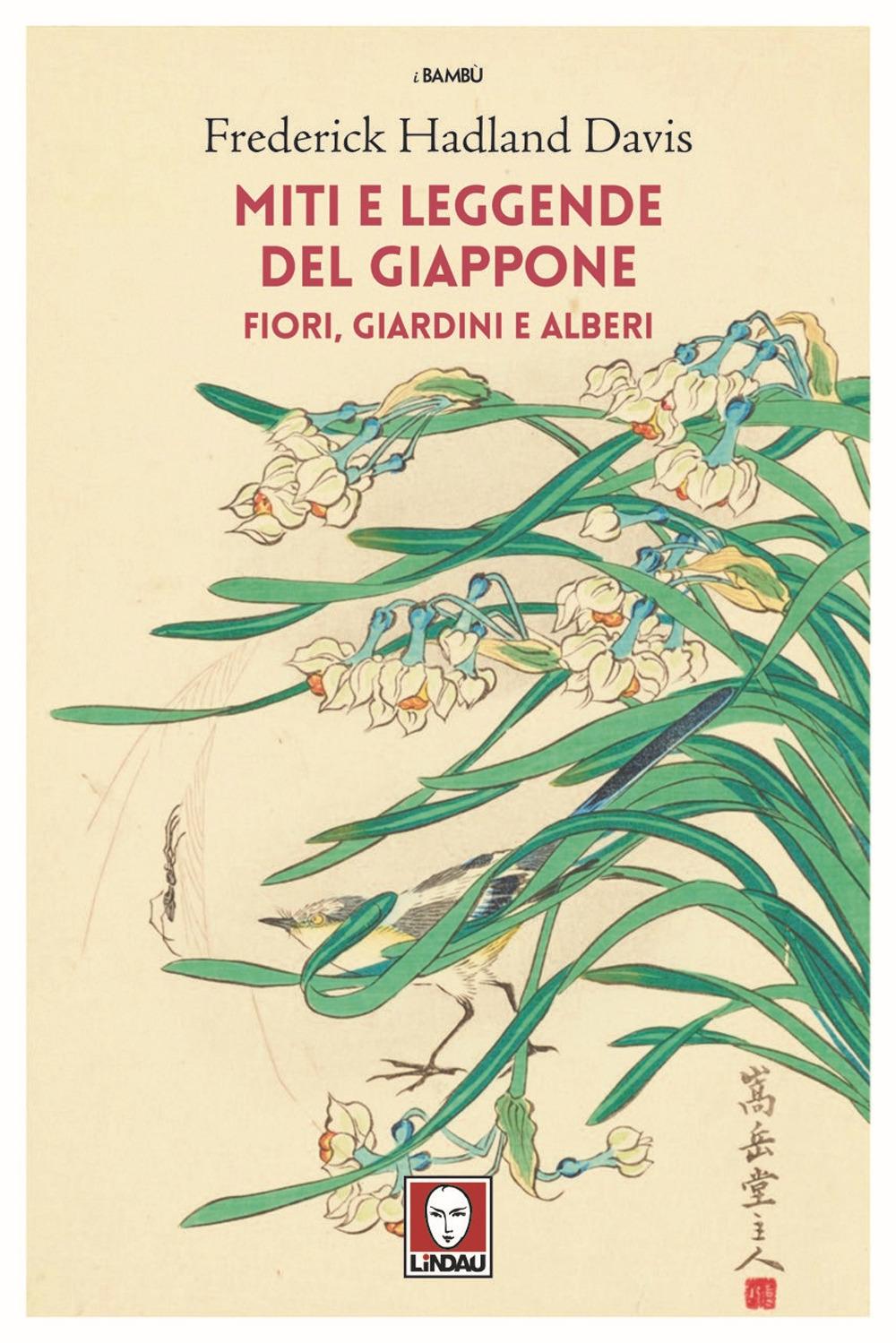 MITI E LEGGENDE DEL GIAPPONE - 9788833533940